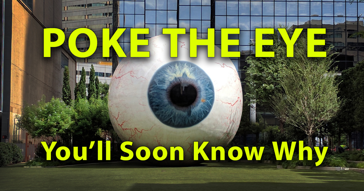 Animating the Downtown Dallas Eyeball